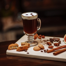 IRISH COFFEE: IDEAL PARA O INVERNO